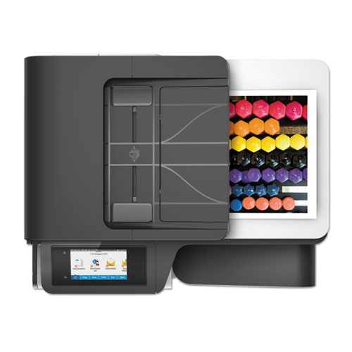hp pagewide pro mfp 477dw user manual