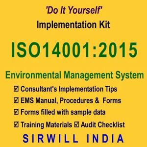 iso 14001 2015 manual download