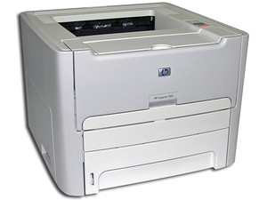 impresora hp laserjet 1160 manual