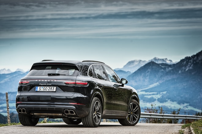 download porsche 2019 cayenne manual