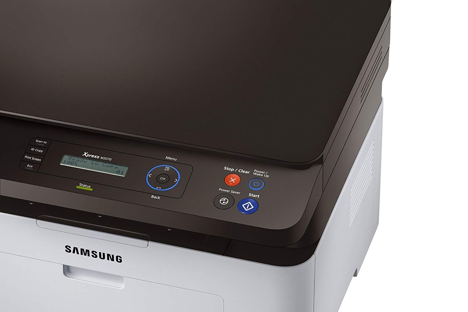 manual for samsung xpress m2070