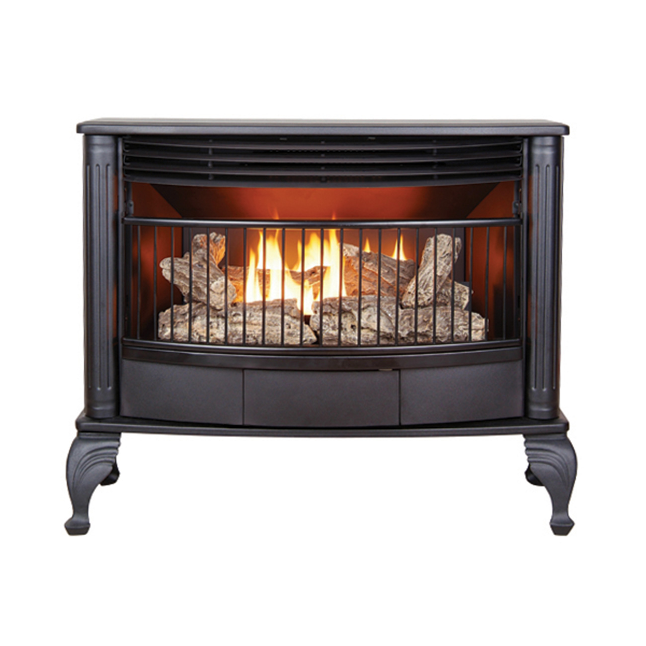 manual for ventless fireplace model cfgf28n