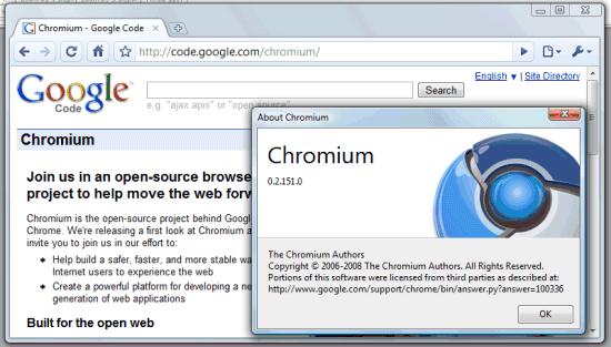 chrome code for manually update download