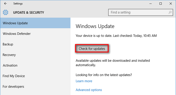how to download microsoft updates manually