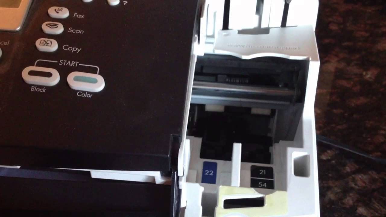 hp officejet j3608 all in one manual