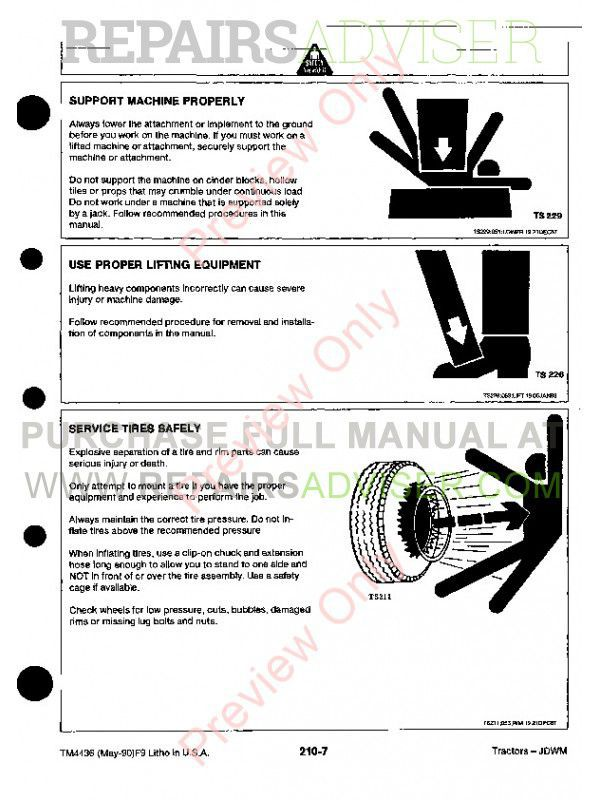 john deere 2355 manual download