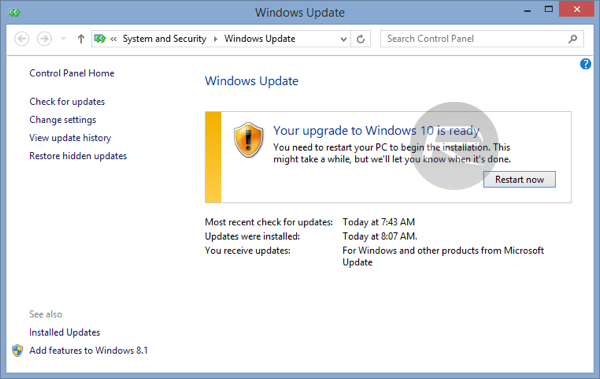 how to download a windows update manually windows 10