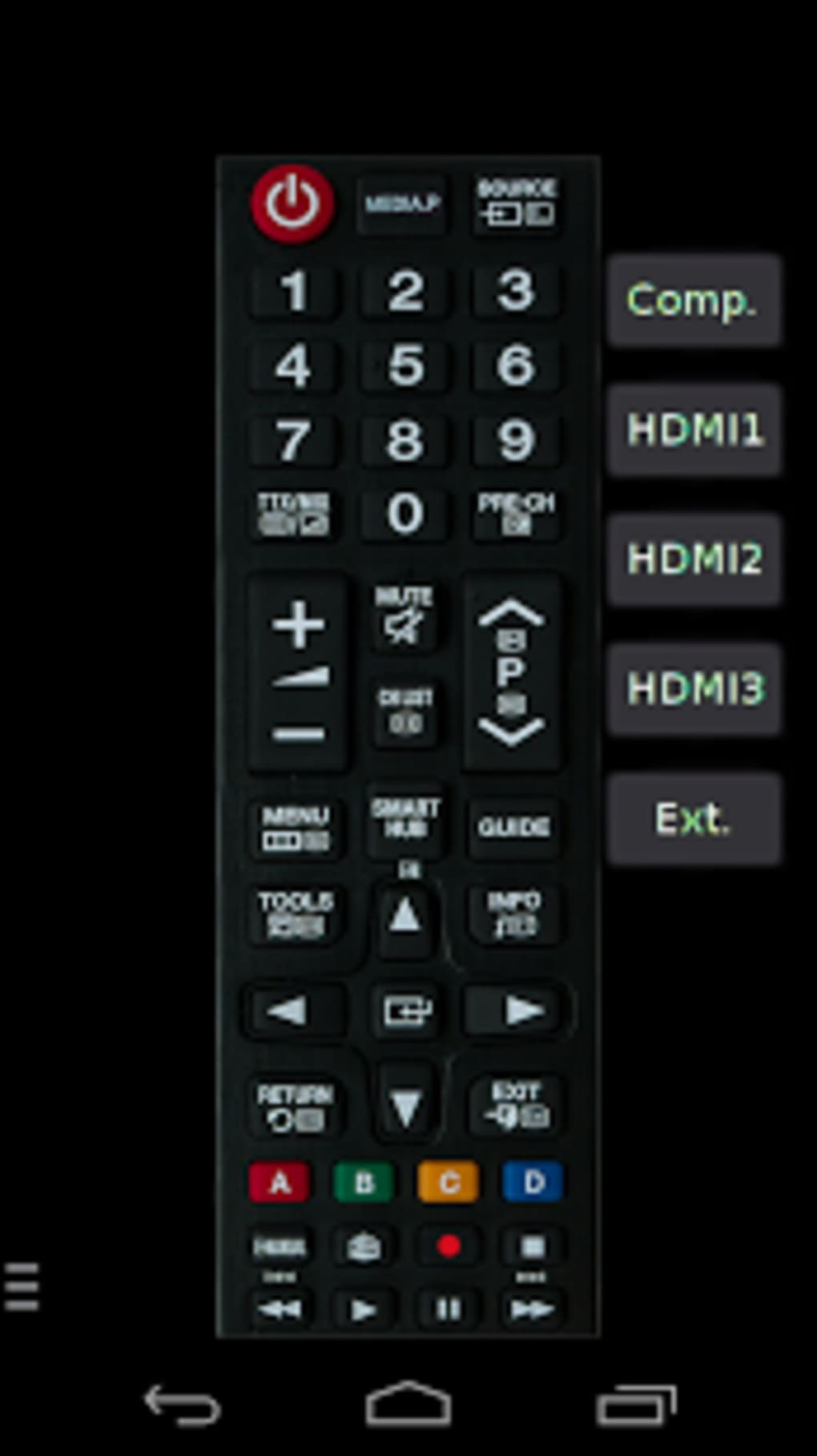 how to manually program channels samsung tv