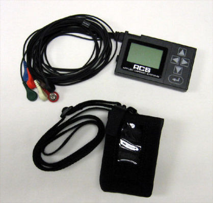 acs holter performer model 2003 manual