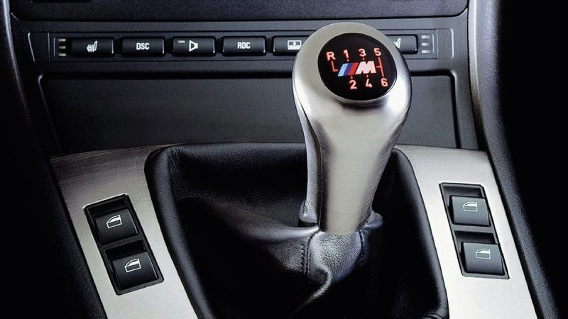2015 bmw models with manual transmission