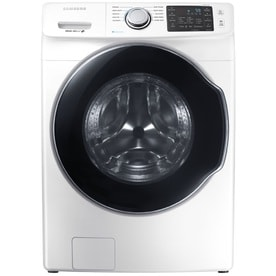 samsung 4.2 cu ft high-efficiency front-load washer manual