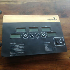 roger black compact treadmill model ag 11306 manual