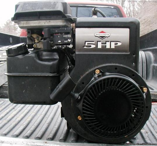 small engine manual 5 hp and less1990