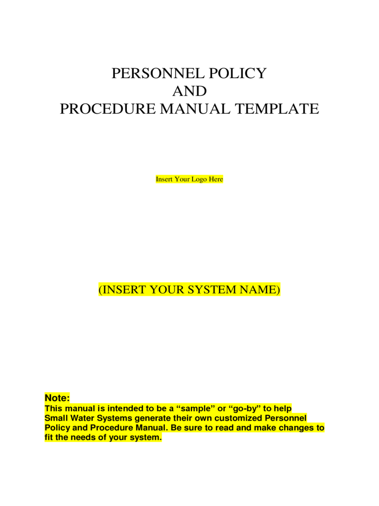 anesthesia policy and procedure manual pdf