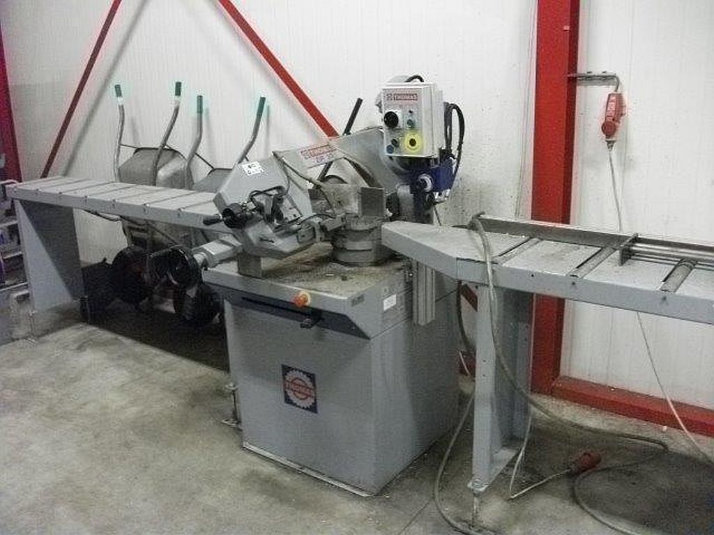 model 6020-20hp manual thomas bandsaw
