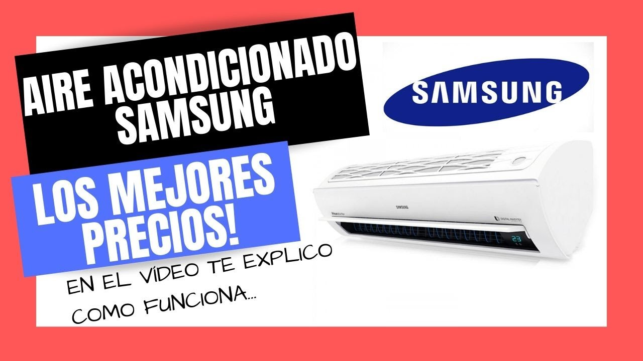 manual samsung aire acondicionado wifi