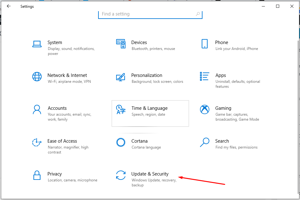 download latest windows 10 update manually