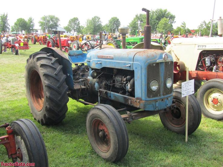 fordson super major manual download