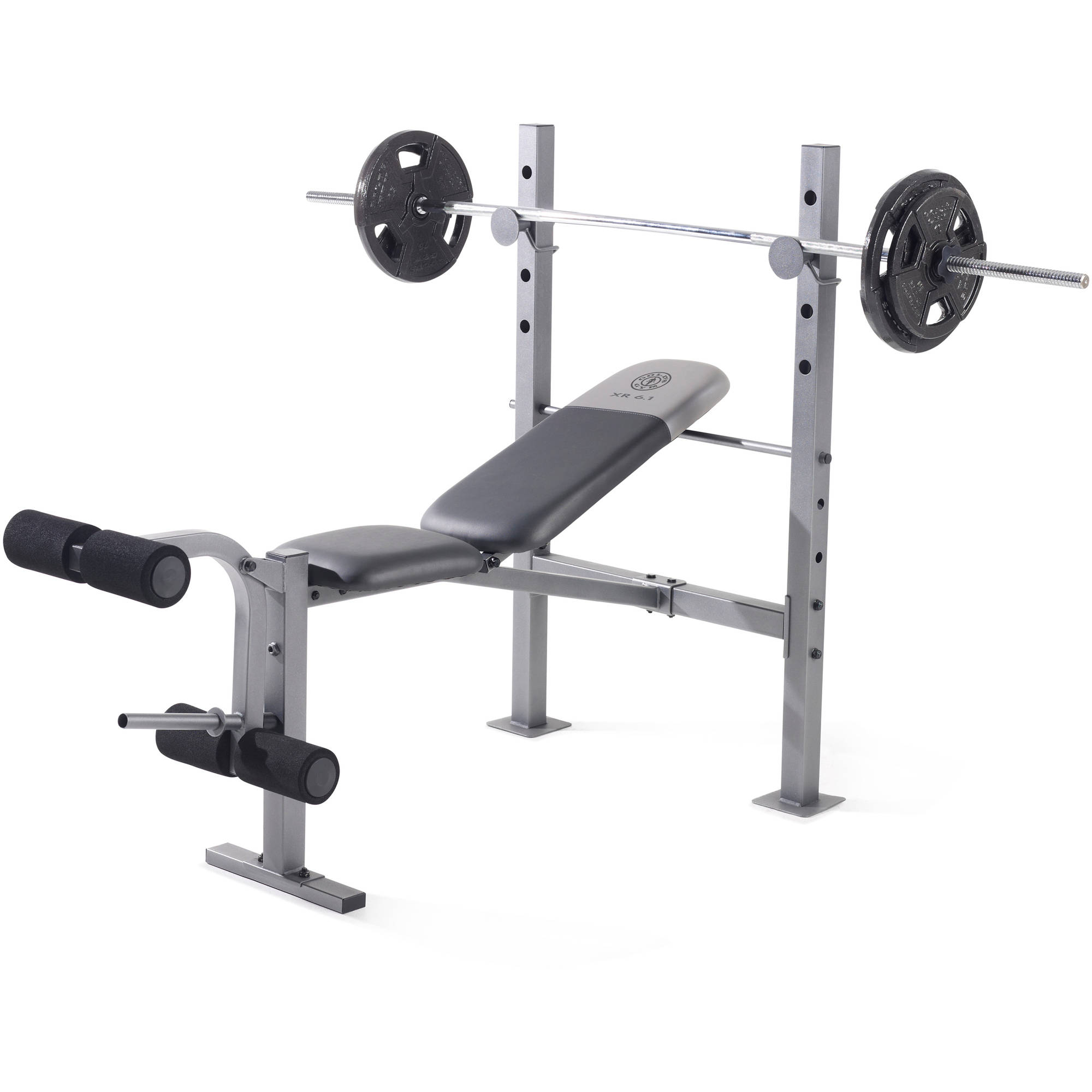 golds gym bench xr 6.1 model no ggbe606a10.2 manual