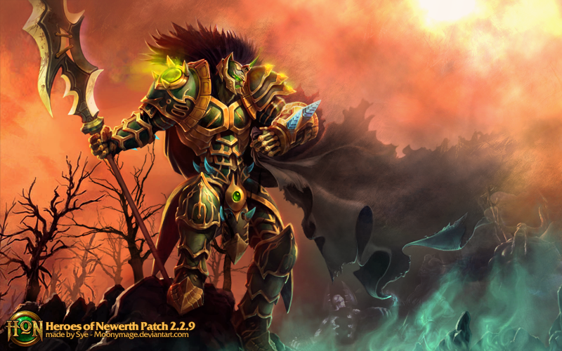 heroes of newerth patch download manual